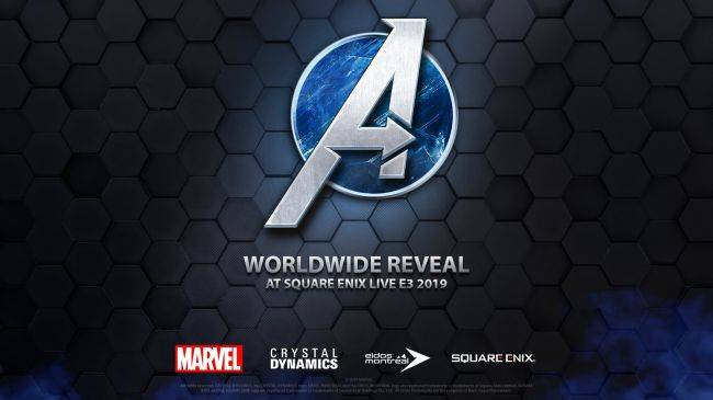 The Avengers game is being revealed at E3 2019