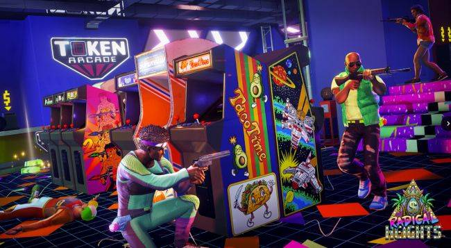 Radical Heights trademark acquired by Justin Roiland's VR studio Squanch Games