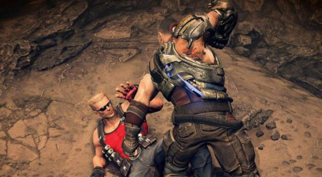 4K Support Available For Bulletstorm: Full Clip Edition On Xbox One X