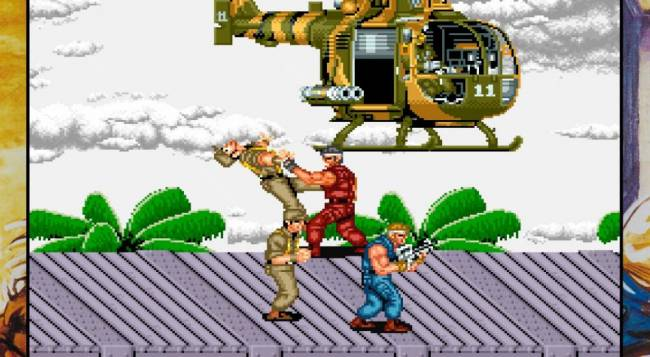 SNK 40th Anniversary Collection Co-Op Review