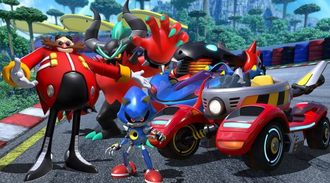 Team Sonic Racing Characters List: Here is Every Racer in the Game