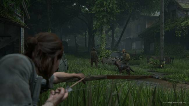 Naughty Dog Gives A Glimpse At The Story Of The Last Of Us Part II