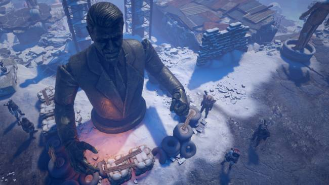 InXile Dev Diary Details Wasteland 3's Characters Customization And Combat