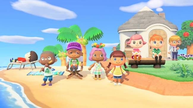 Elijah Wood's Animal Crossing Visit Is As Delightful As You Would Expect