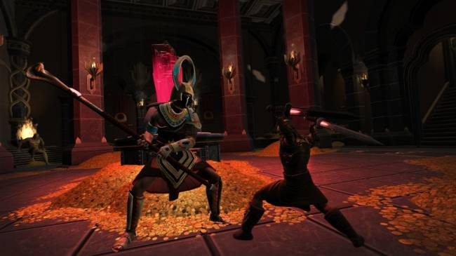 Age of Conan's Onslaught Update Lands Today