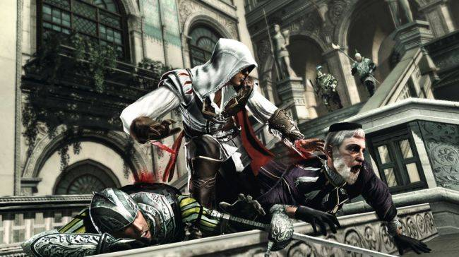 Assassin's Creed 2, Child of Light and Rayman Legends are all free to keep