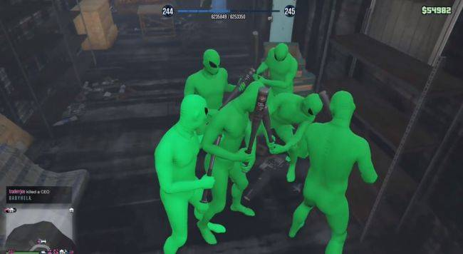 An alien onesie can be yours if you log into GTA Online in May