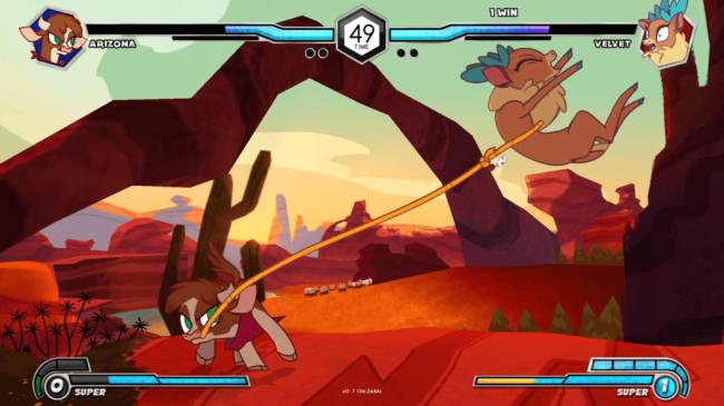 Them's Fightin' Herds has left Early Access