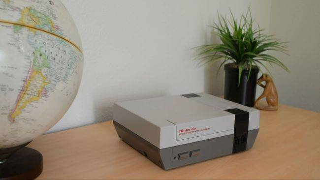This NES is actually a modern gaming rig