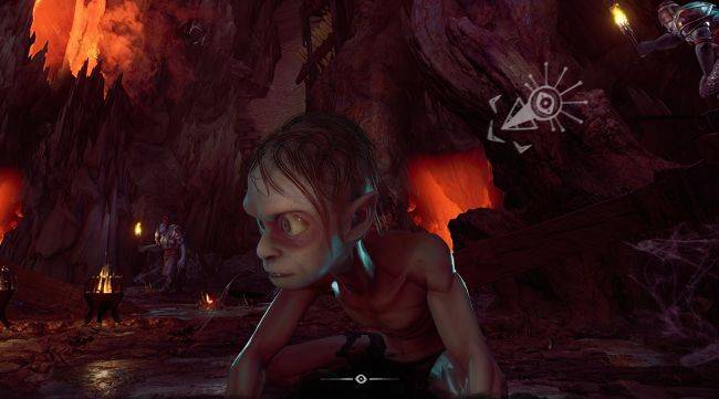Lord of the Rings: Gollum screenshots show off its clammy protagonist