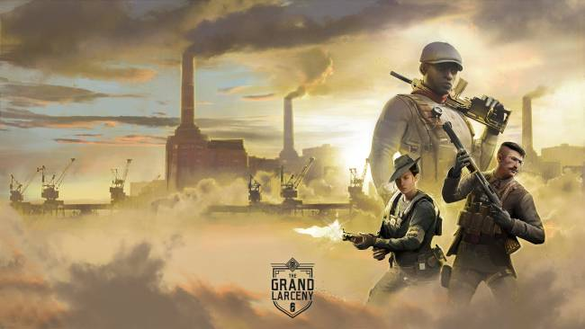 Rainbow Six Siege's new limited mode turns Heresford Base into a 1920s British crime den