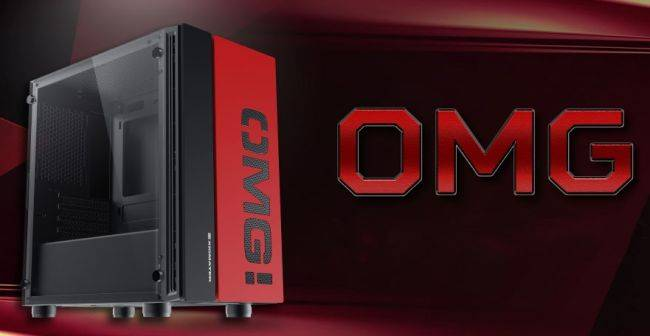 Why am I strangely drawn to this 'OMG!' PC case?