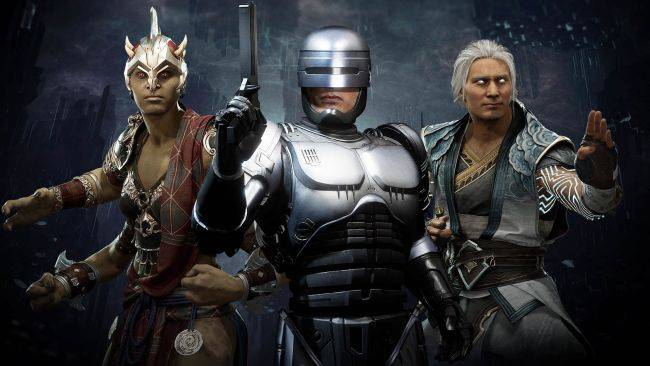 RoboCop is coming to Mortal Kombat 11 in new Aftermath expansion