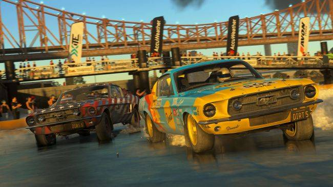 Dirt 5 takes you on muddy races around the world this October