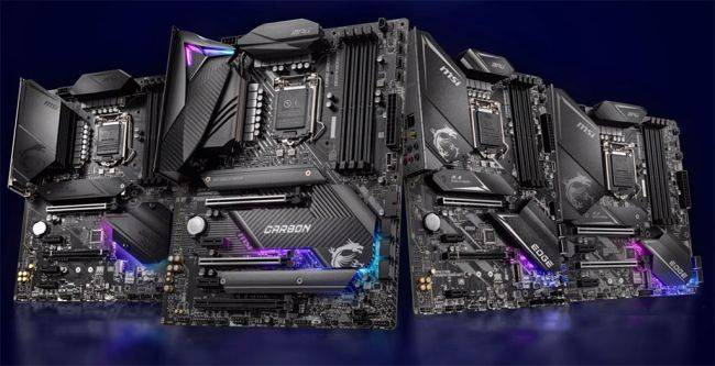 You can get a $50 Steam credit when upgrading to an MSI Z490 motherboard