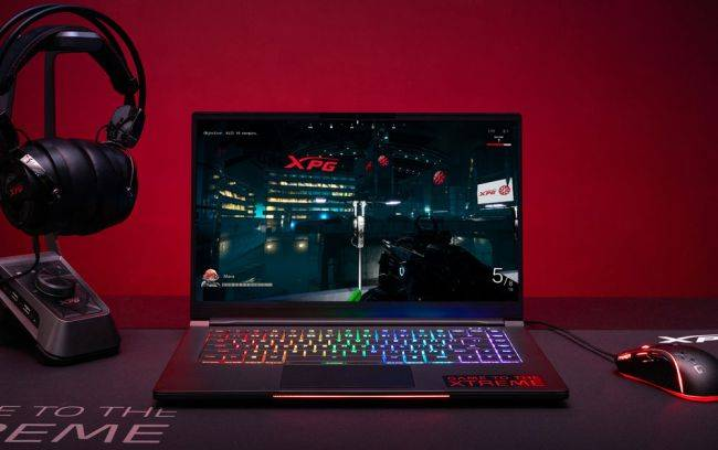 The first gaming laptops from value-focused Adata aren't as interesting as hoped