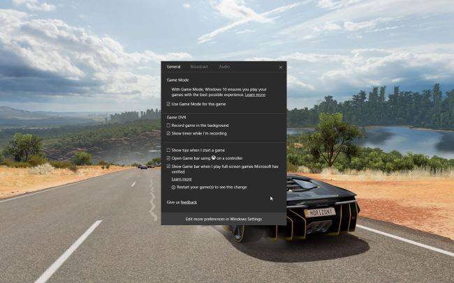 Try turning off Windows 10's Game Mode if your games are stuttering or freezing