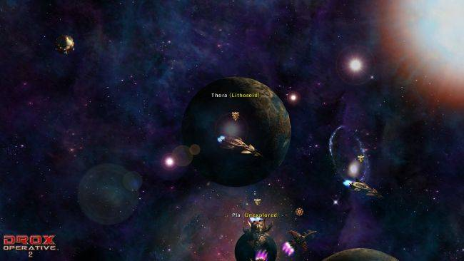 Spaceship action RPG Drox Operative 2 announced