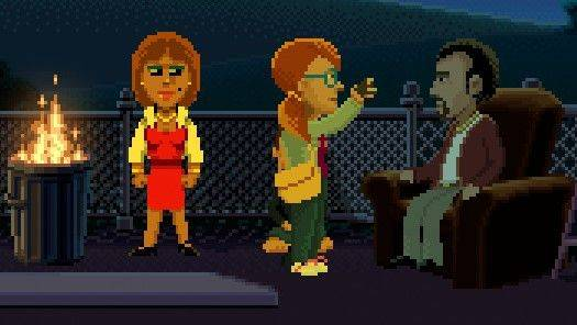 There's a new, free Thimbleweed Park adventure