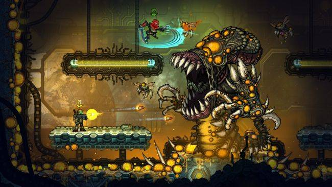 Indie run-and-gun platformer Fury Unleashed has left Early Access