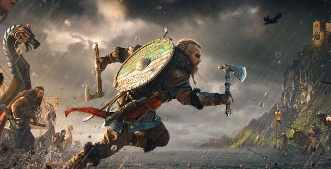 Legend of Beowulf mission revealed as part of the Assassin's Creed Valhalla season pass