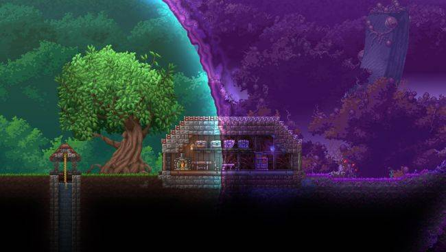 Cancelled Terraria spin-off Otherworld may see the light of day