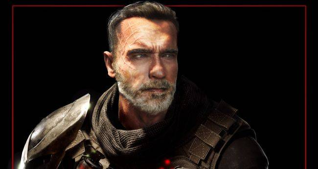 Arnie is coming to Predator: Hunting Grounds