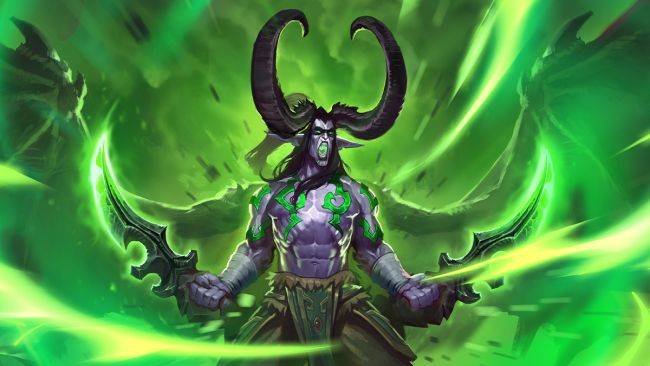 Hearthstone devs are hitting Demon Hunter with another round of nerfs