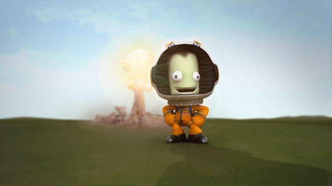 NASA challenges Kerbal players to mirror an upcoming launch to the International Space Station