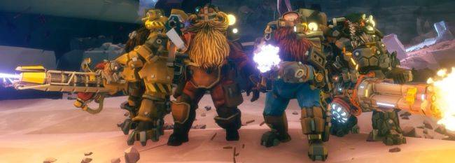 Space dwarf mining shooter Deep Rock Galactic outlines ambitious post-release plans