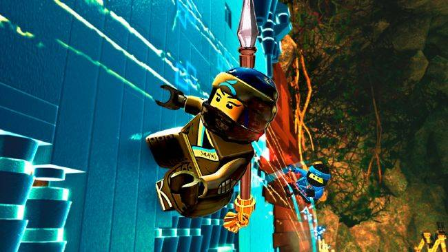 The LEGO NINJAGO Movie Video Game is free on Steam
