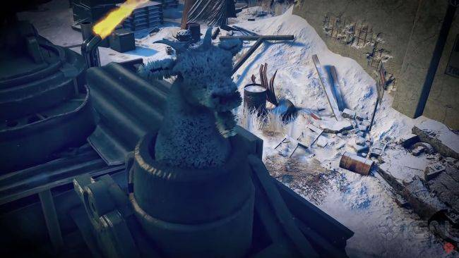 Wasteland 3 will feature a goat cannon, and some deep customization options