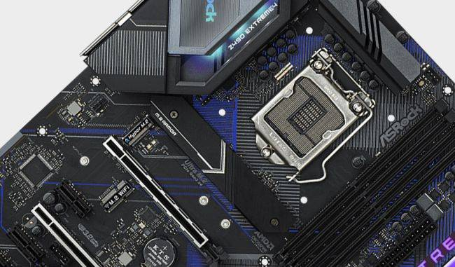 ASRock figured out a way to overclock Intel's locked non-K Comet Lake CPUs