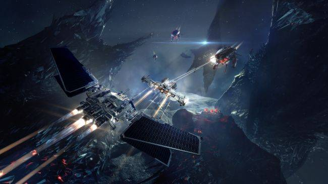 EVE Online players will soon be able to choose sides in the alien invasion