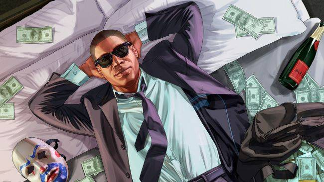 Take-Two has 93 games planned for the next five years, but no news on GTA