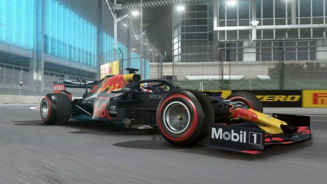 F1 2020 gameplay video shows Monaco with a 'visual uplift'