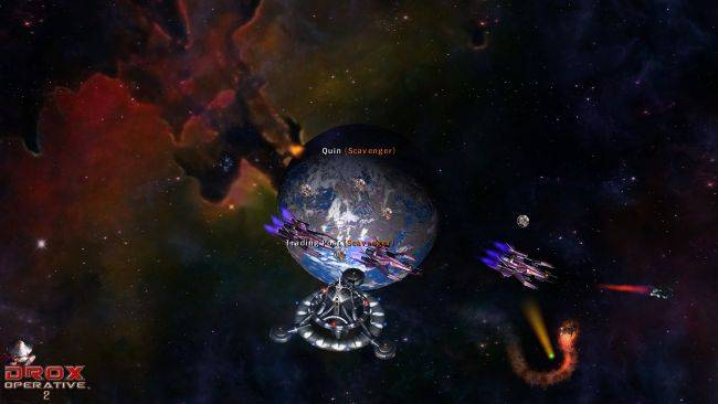 Drox Operative 2 trailer shows off the sci-fi action RPG