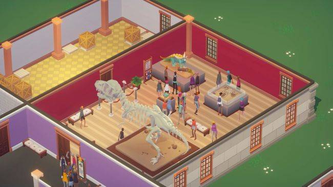 Mondo Museum is an indie management sim that puts artifacts where they belong