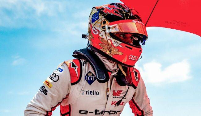 Formula E driver fired by Audi after letting an esports pro take his place in an online race