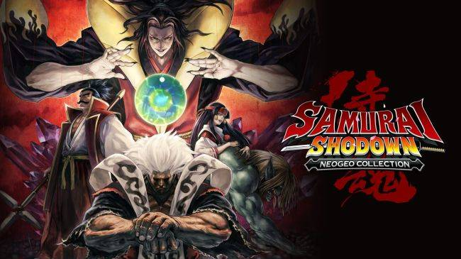 Samurai Shodown NEOGEO Collection will be free-to-keep on the Epic Games Store at launch