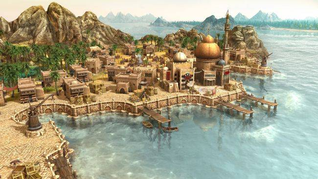 Four classic Anno games are being updated and re-released