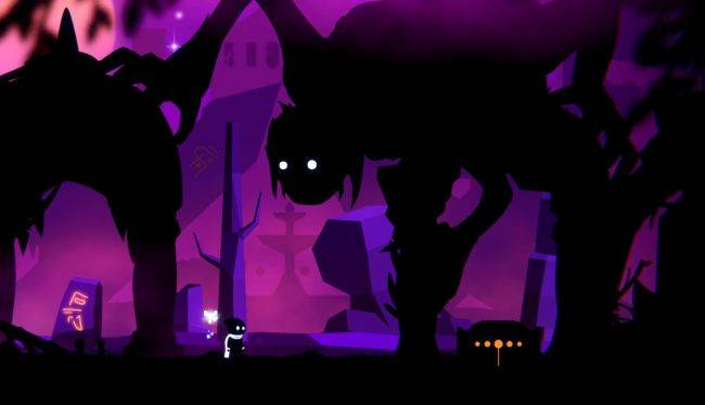 Eternal Hope is a Limbo-like journey to save the soul of your beloved