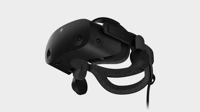 Valve and Microsoft are helping HP jump back into VR with the Reverb G2