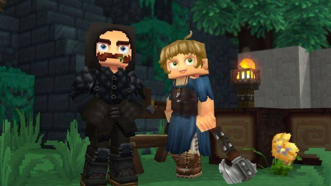 Hytale will feature in-depth character customization and poop-flinging
