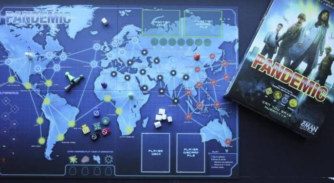 The Best Co-op Board Games of Today