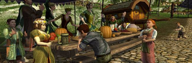 Lord of the Rings Online confirms Summer Festival and Farmer's Faire for August