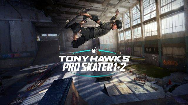 Tony Hawk's Pro Skater 1 + 2 Grinds Onto Switch In June