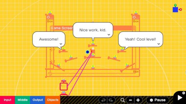 Learn How To Make Games With Nintendo's Game Builder Garage This June