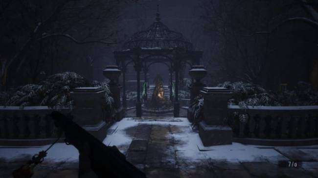 Resident Evil Village Courtyard Items Guide