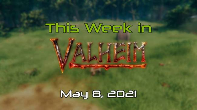 This Week in Valheim: Massive Mountains and Happy Bees